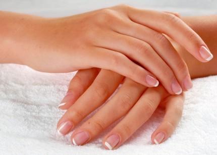 диагностика по ногтям рук