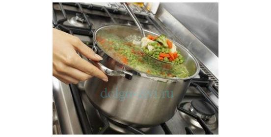 кулинарная обработка