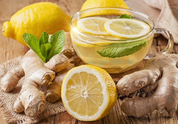 чай для похудения и очищения организма