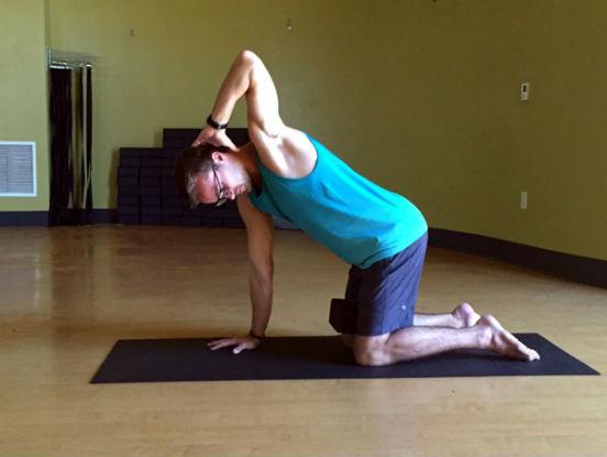 Лфк при поясничном остеохондрозе упражнения видео