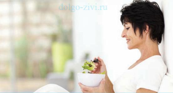 здоровое питание при раке молочной железы