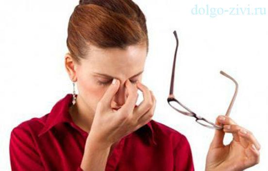 Шейный остеохондроз и зрение: есть ли между ними связь?