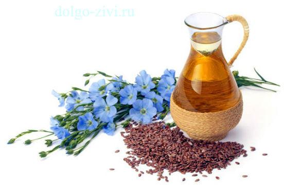 лен и льняное масло