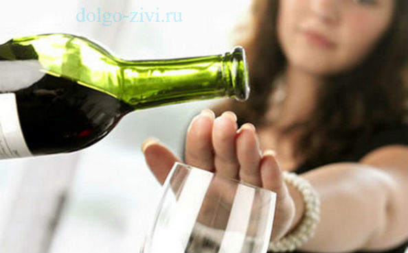 предотвратить отравление алкоголем