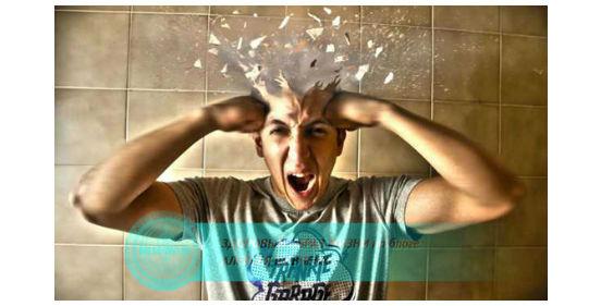 взрыв головы