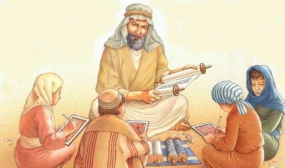 патриарх Мафусаил, один из праотцов человечества