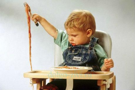 непослушный ребёнок