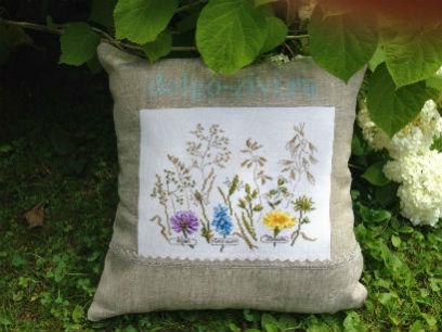 подушка с травами от бессонницы