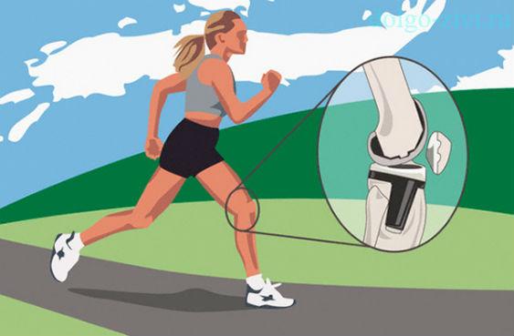 Йога при лечении коленного сустава