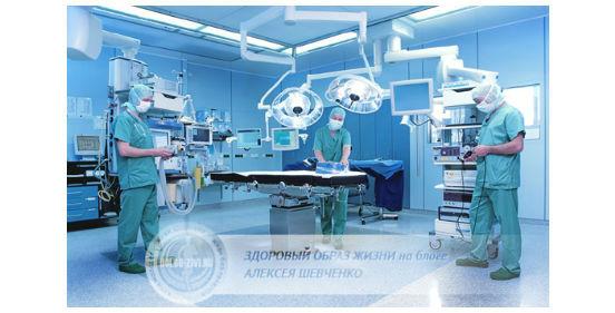 современная медицина