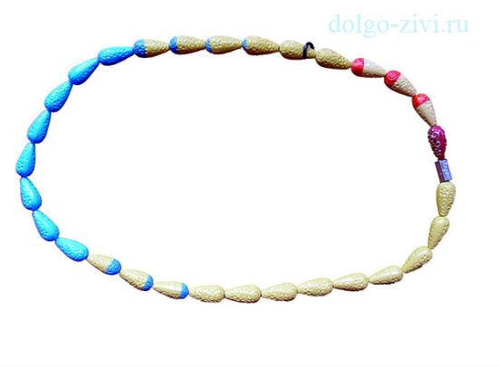 контрацептивное ожерелье
