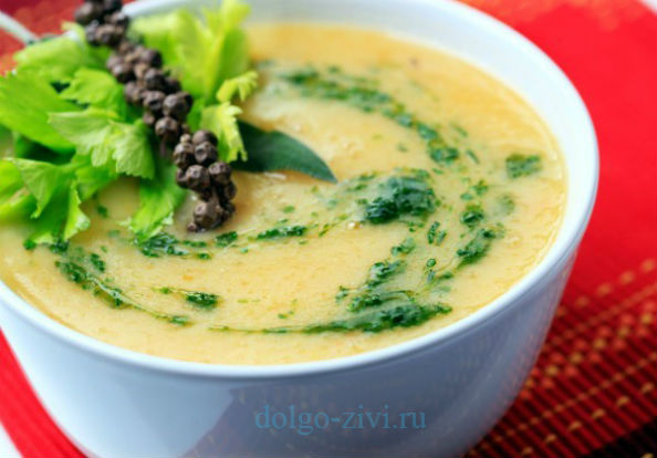 протертый суп
