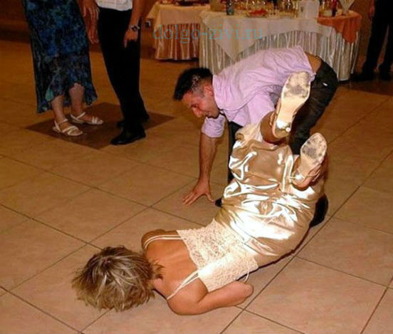 пьяные танцы