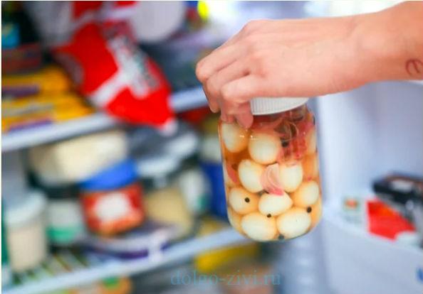 маринованные крутые перепелиные яйца