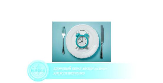 часы на тарелке