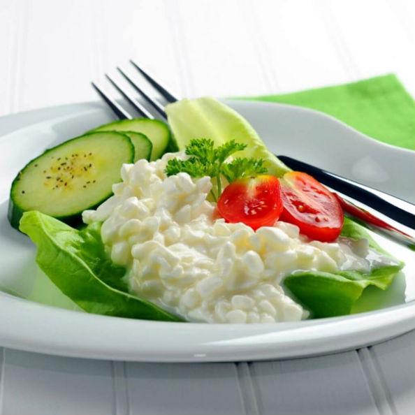 диетический завтрак