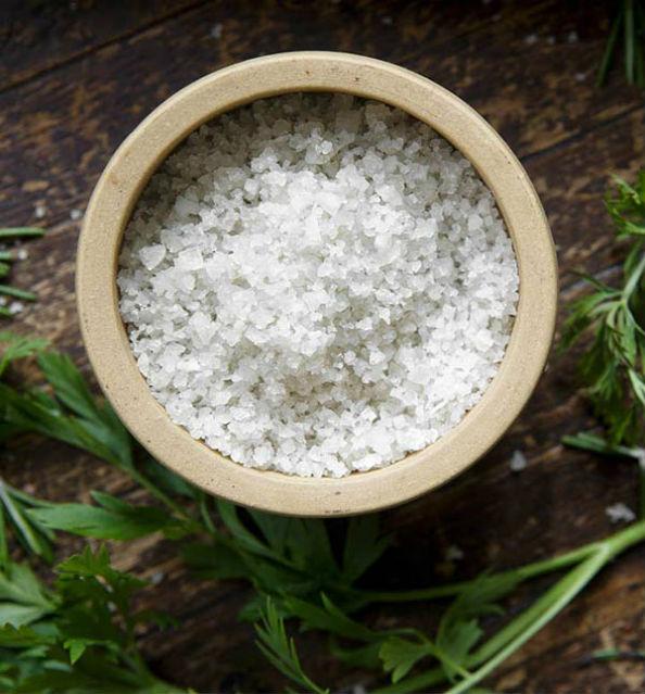 миска соли