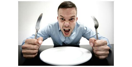 злой голодный