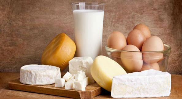 сыр и яйца