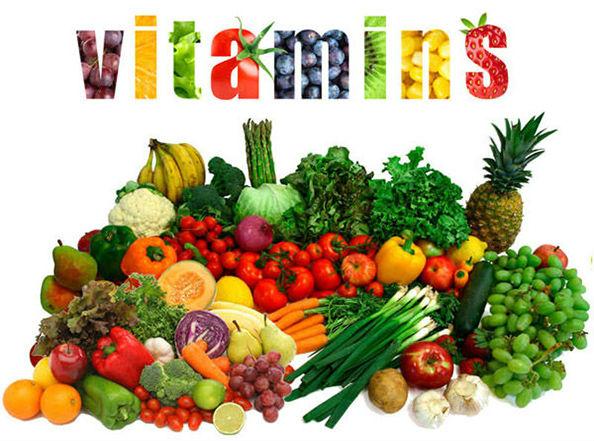 всякие растительные витамины