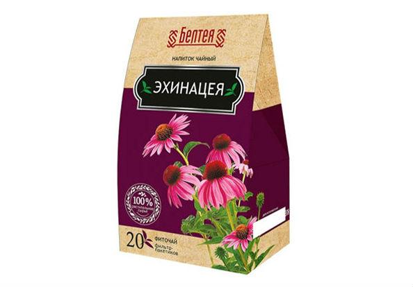 пакет эхинацеевого чая