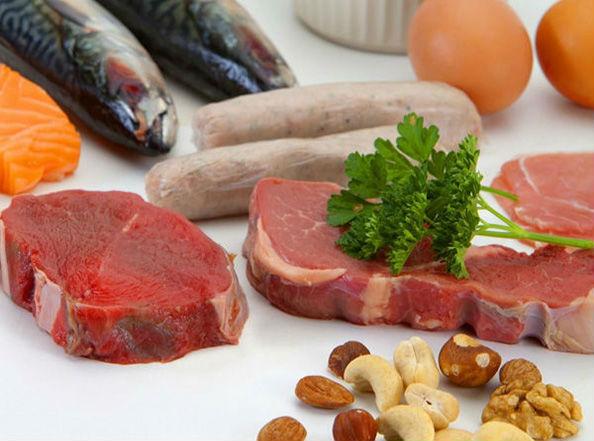 продукты для мышц
