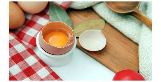 яйцо в скорлупе