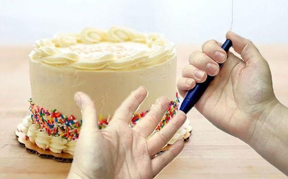 торт и измерения сахара