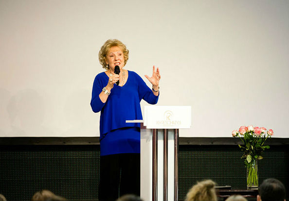 лекция Лиз Бурбо