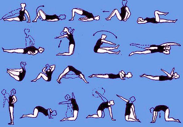 упражнения при грыже пояснично-крестцового отдела