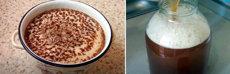 березовый сок квасное сусло