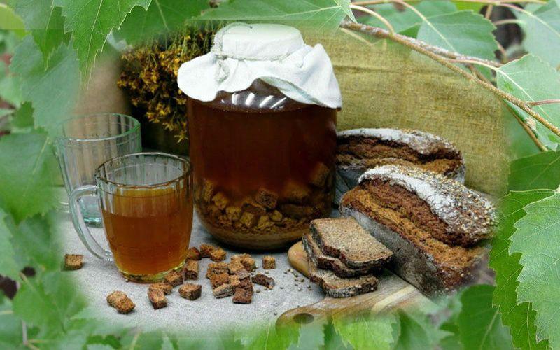 рецепт кваса из березового сока долгого хранения