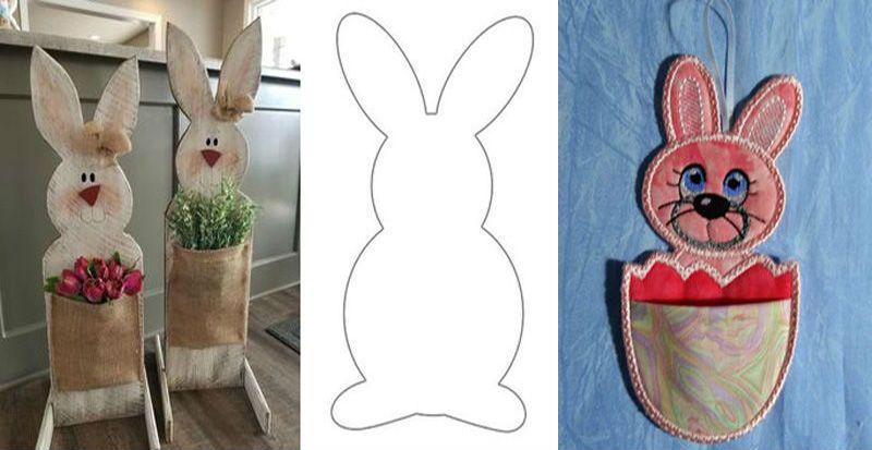 заяц с карманами