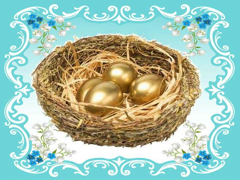 золотое гнездо