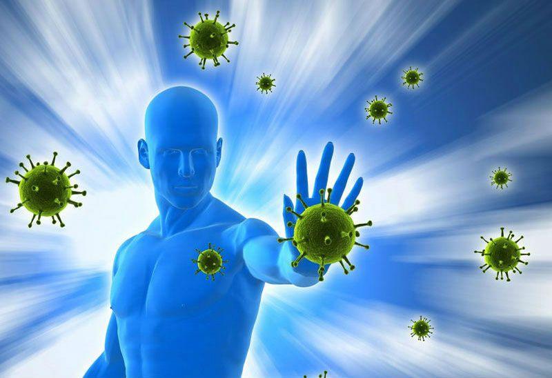 иммунитет защищает