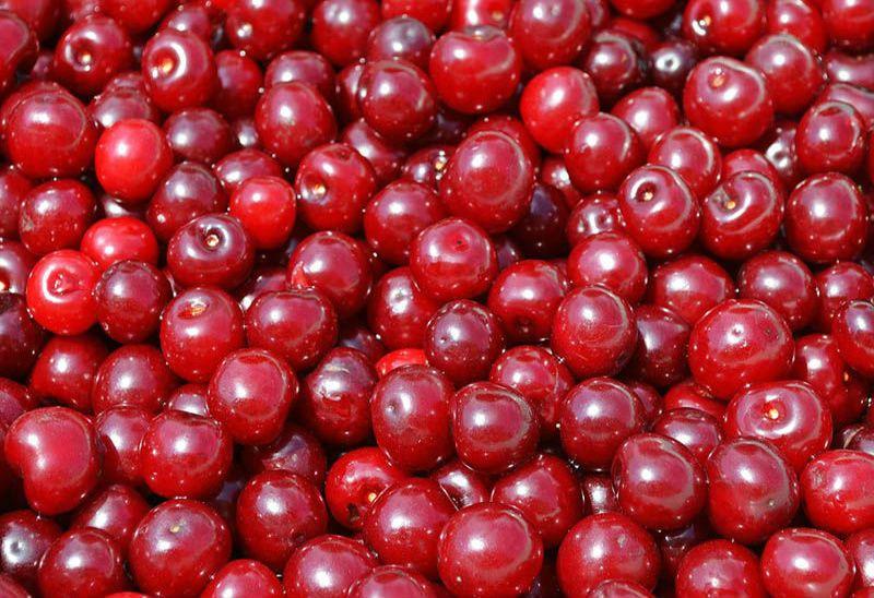 очищенные вишни