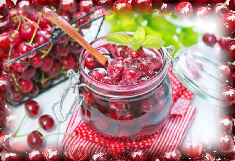 вишневая пятиминутка