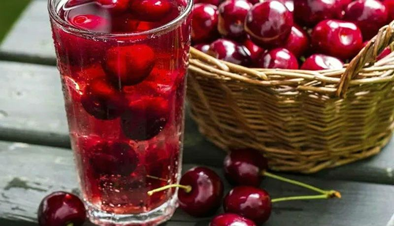 маринованные вишни