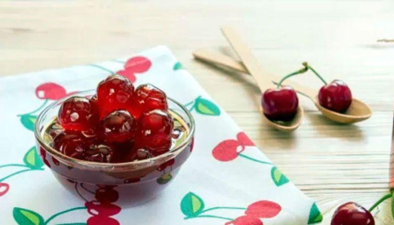 вишневые цукаты
