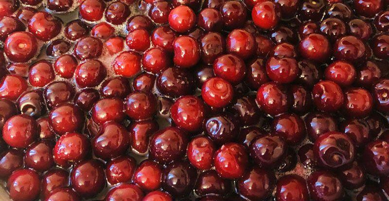 вишни в сиропе