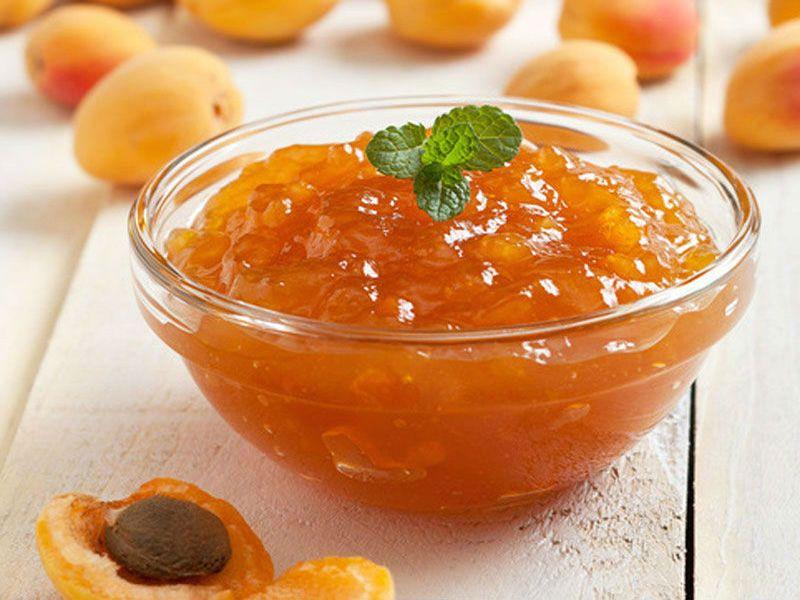 абрикосовая пятиминутка