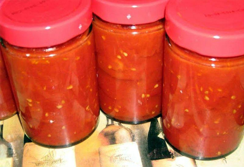 лечо с болгарским перцем и помидорами на зиму