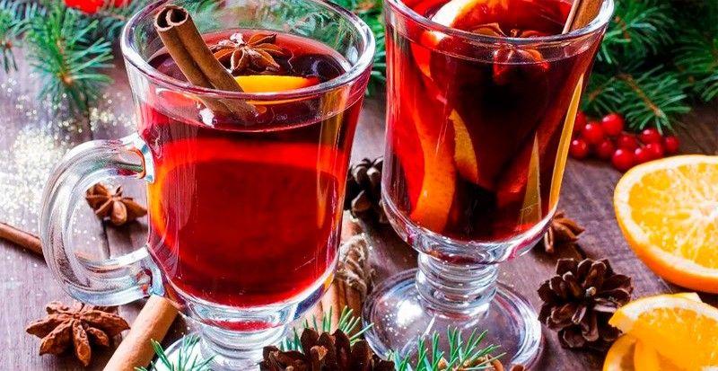 алкогольный рецепт глинтвейна