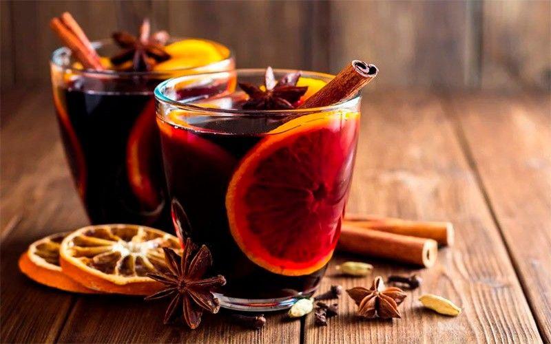 глинтвейн с вишневым соком