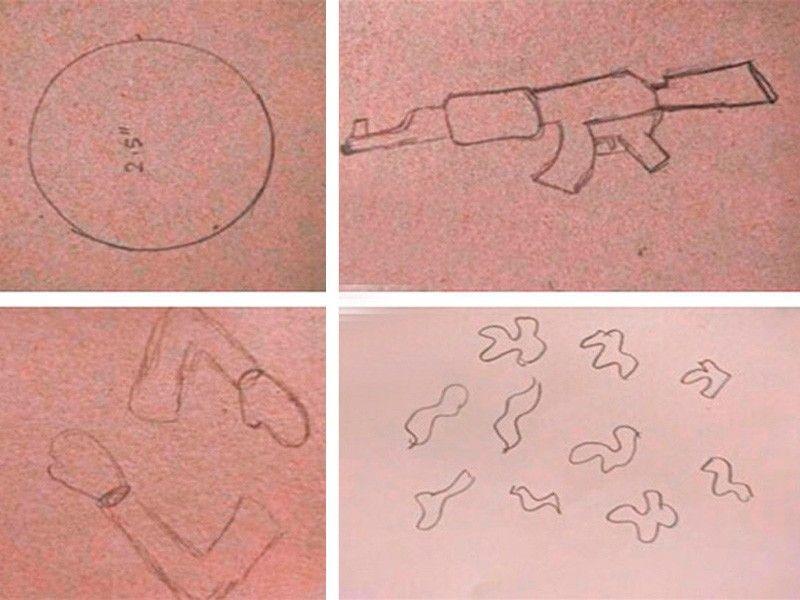 детали для солдата из втулки
