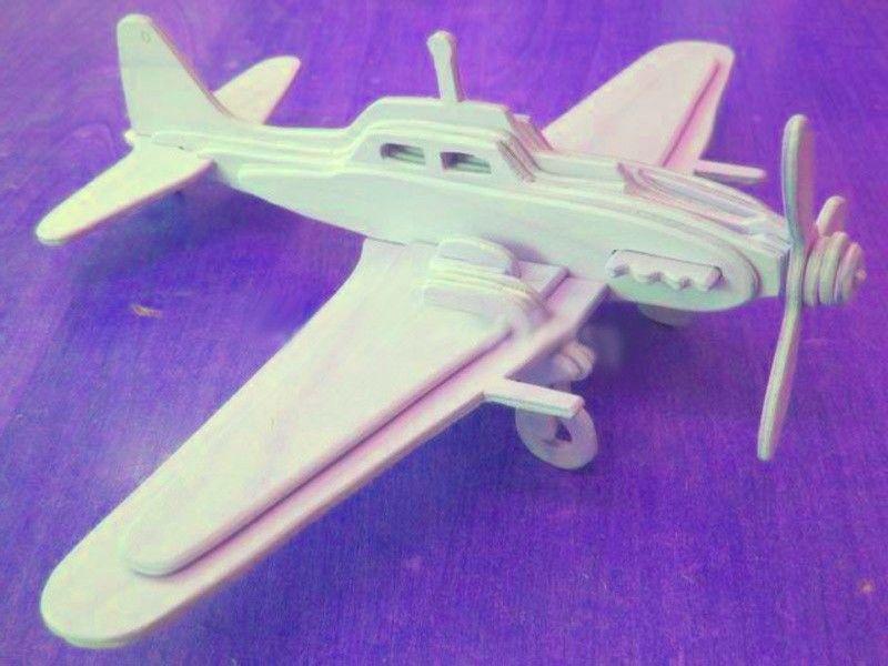 сувенирный самолет ИЛ-2