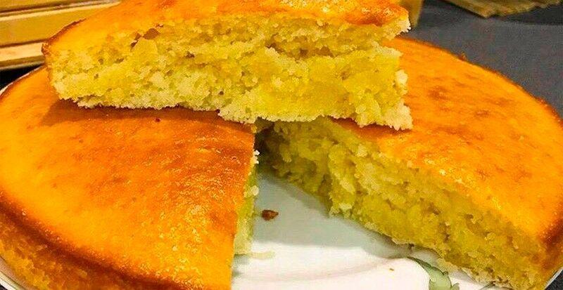 простой и быстрый рецепт пирога на кефире